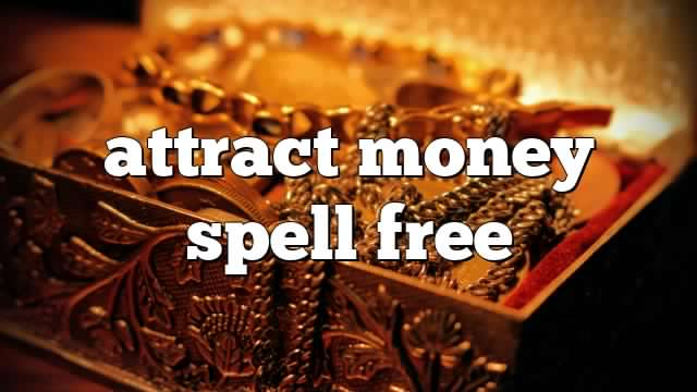 Money spells in Johannesburg